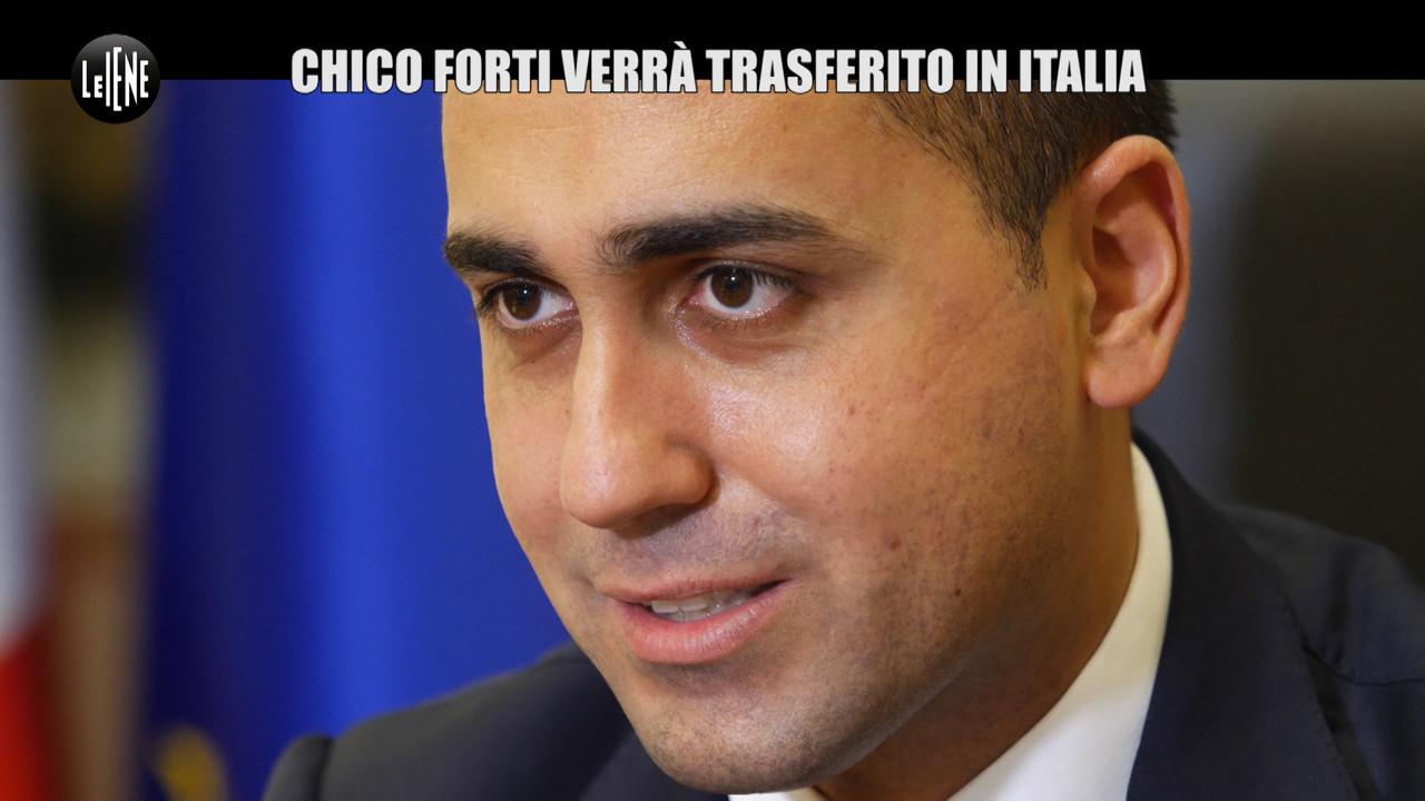 GASTON ZAMA: Chico Forti verrà trasferito in Italia