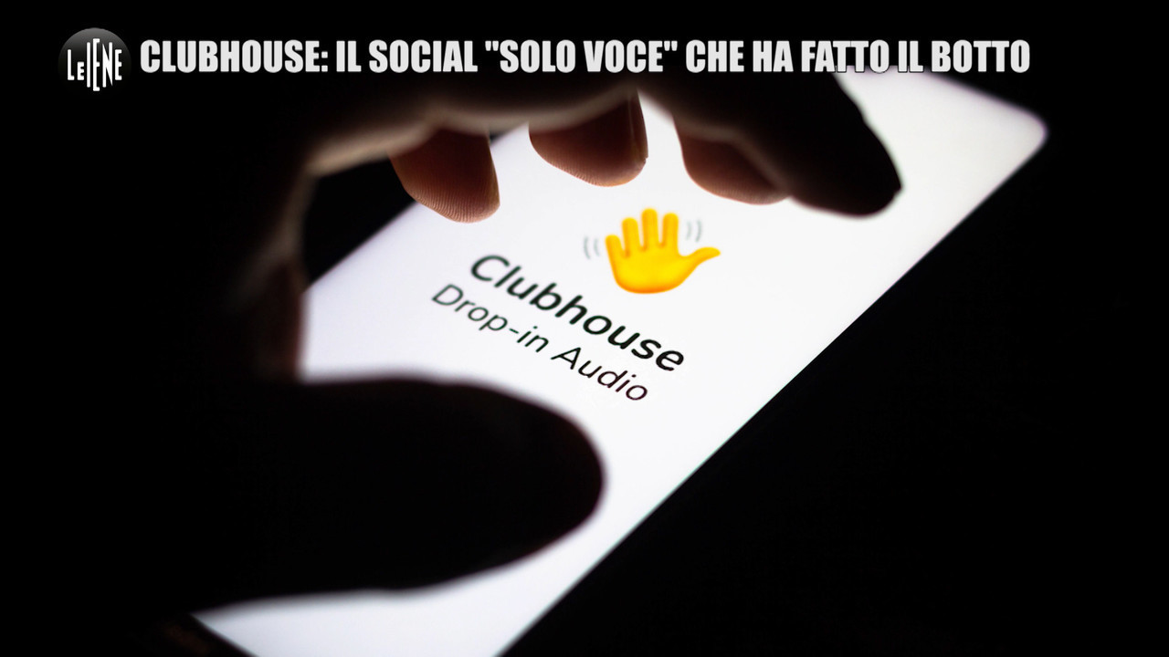 Clubhouse social privacy