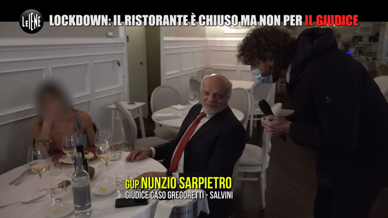 ristorante giudice gregoretti