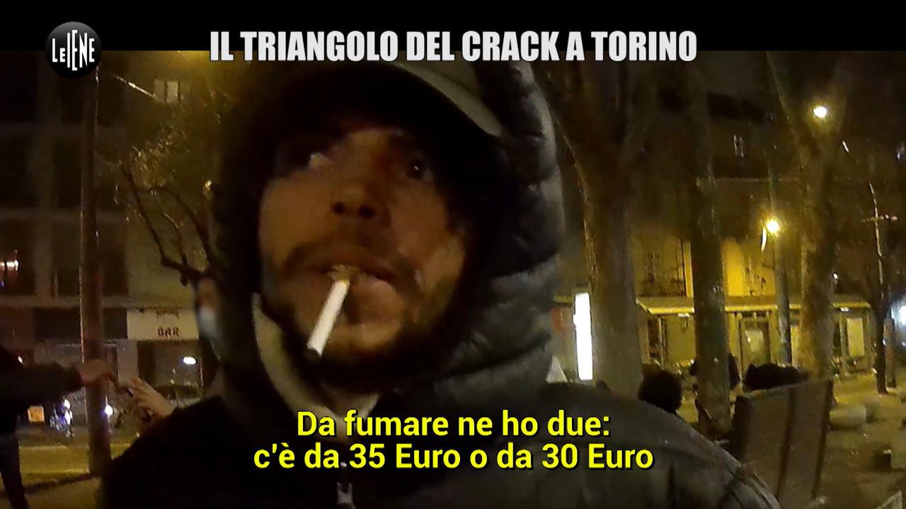 PELAZZA: A Torino, nel triangolo del crack: ecco come si vende e si consuma droga per strada