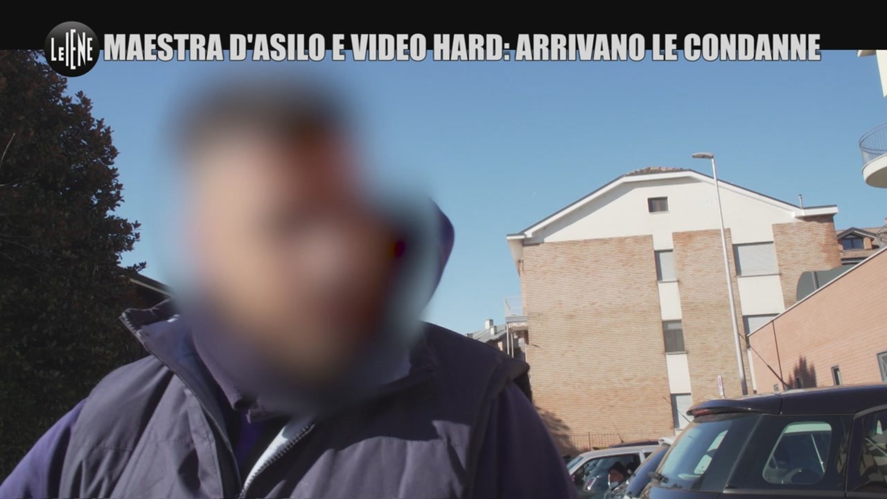 maestra asilo video hard