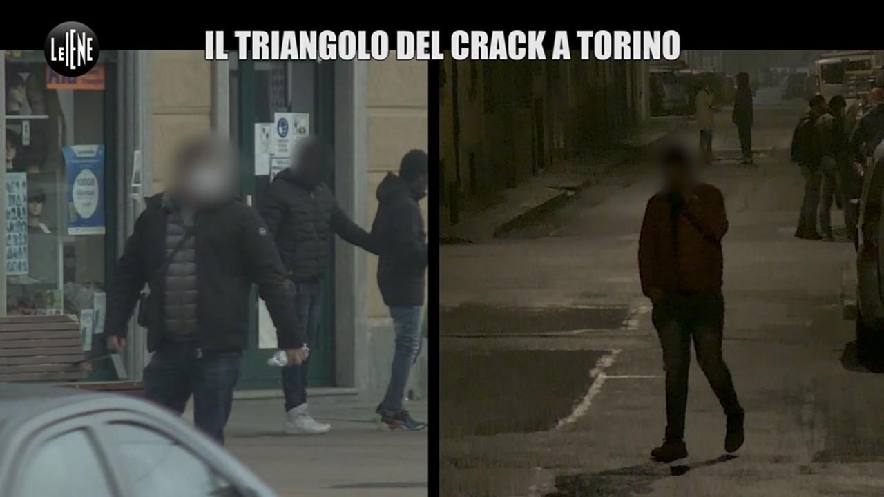 Blitz a Torino: spacciatore ingoia dosi e rischia di morire