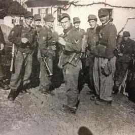 Morti criminali guerra nazisti carcere