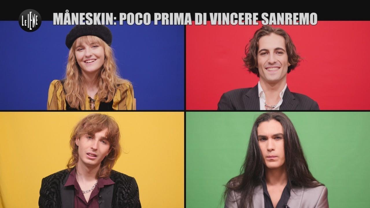 I Måneskin vincono l'Eurovision 2021