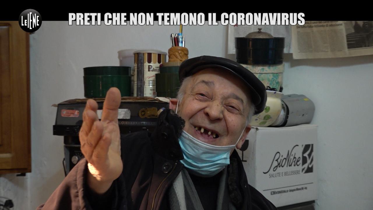 Prete untore coronavirus