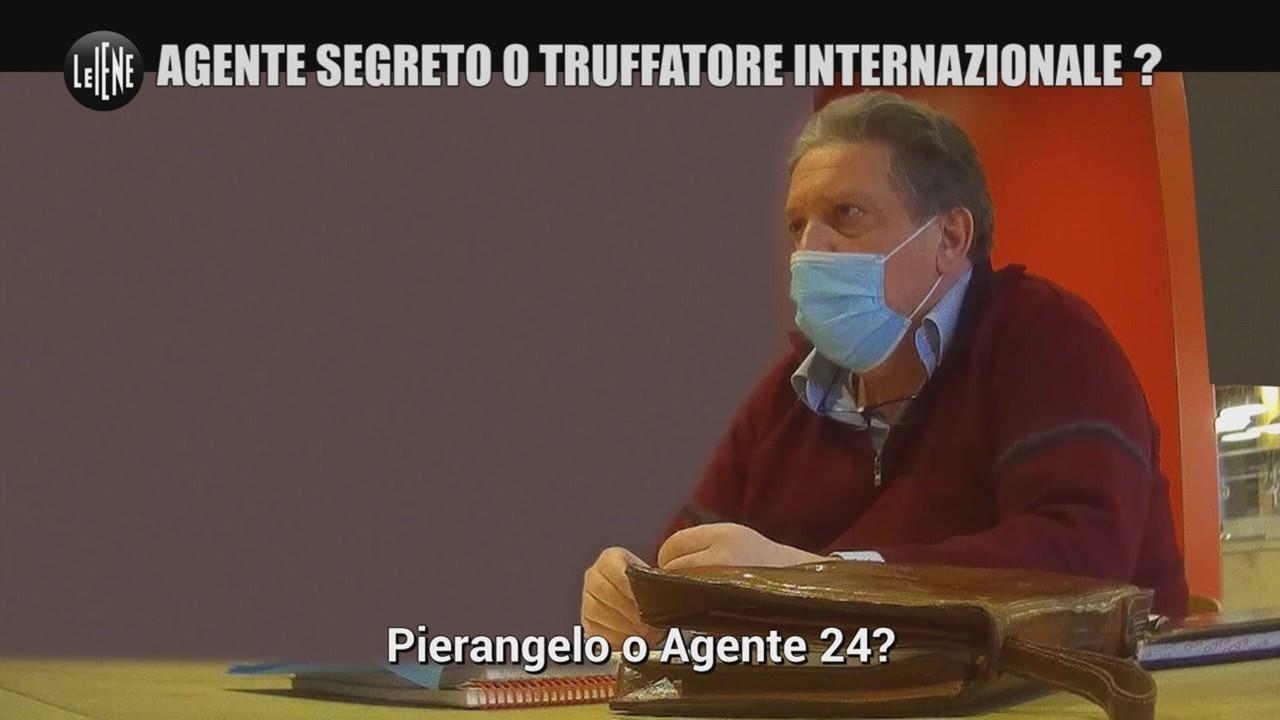 Agente segreto o truffatore internazionale