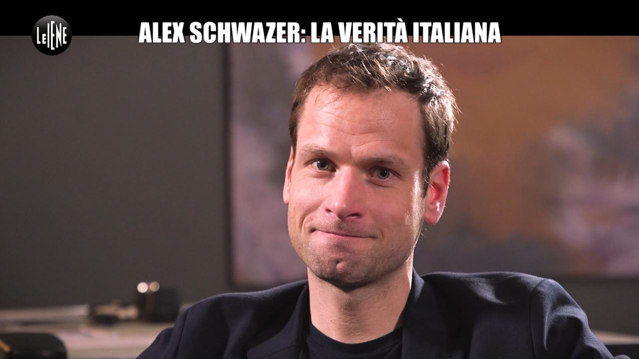 Alex Schwazer doping complotto.