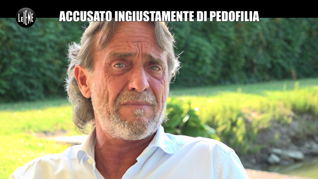 Accusato ingiustamente pedofilia marco quaglia