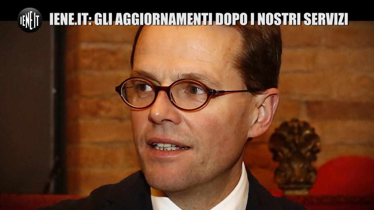 David Rossi commissione inchiesta