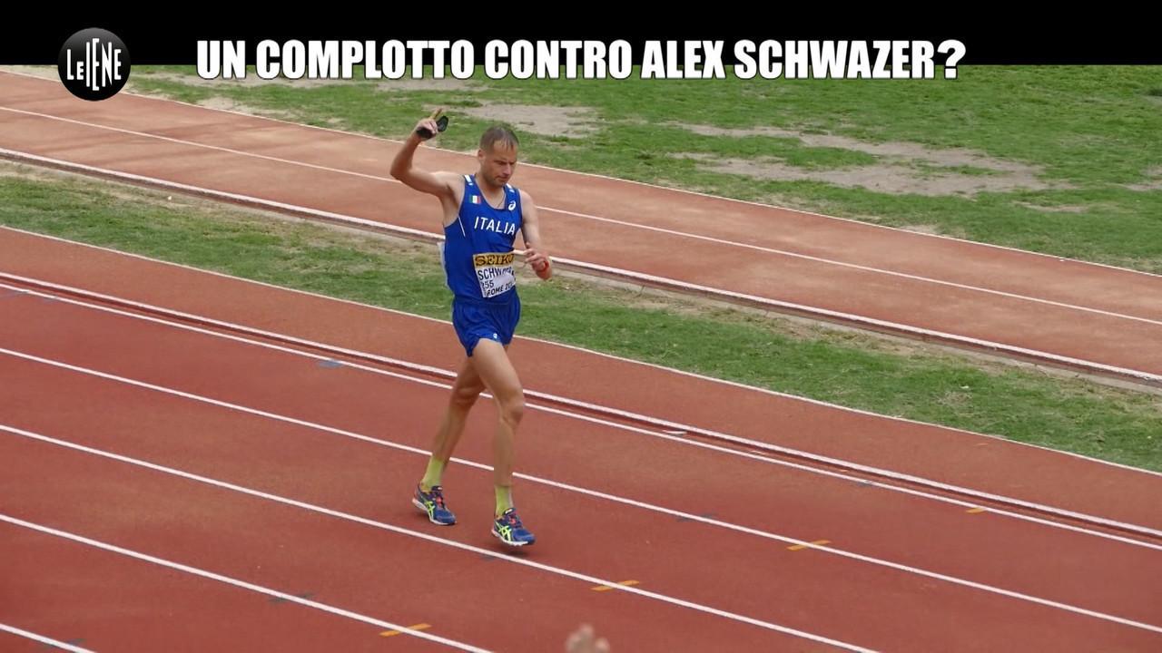 Schwazer complotto doping petizione