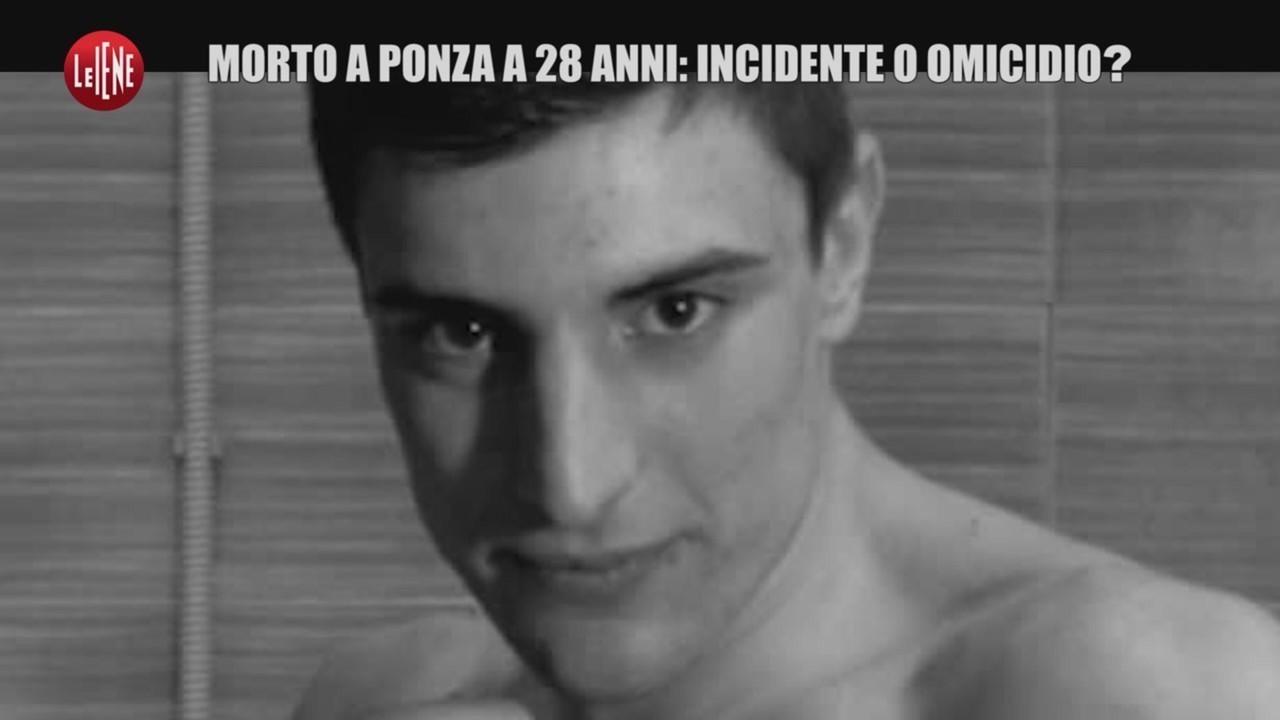 Ponza morto Gianmarco Pozzi