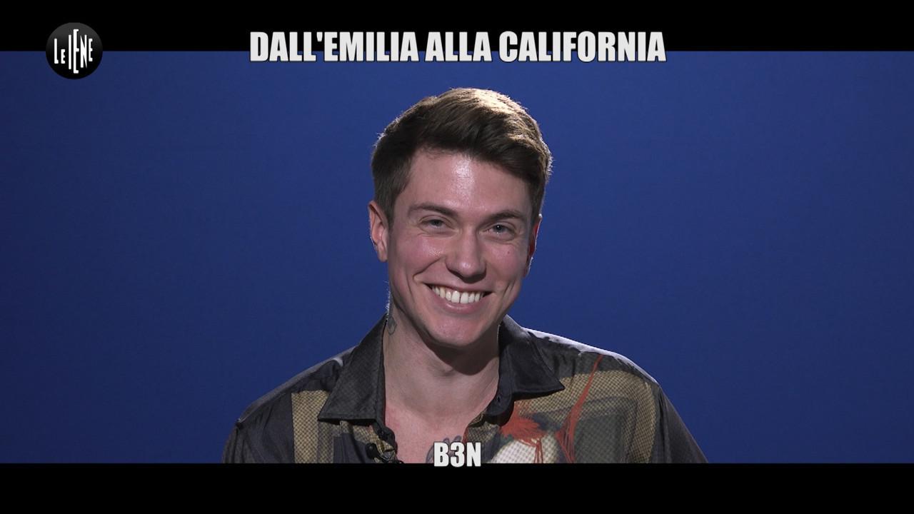 Benji B3N Bella Thorne
