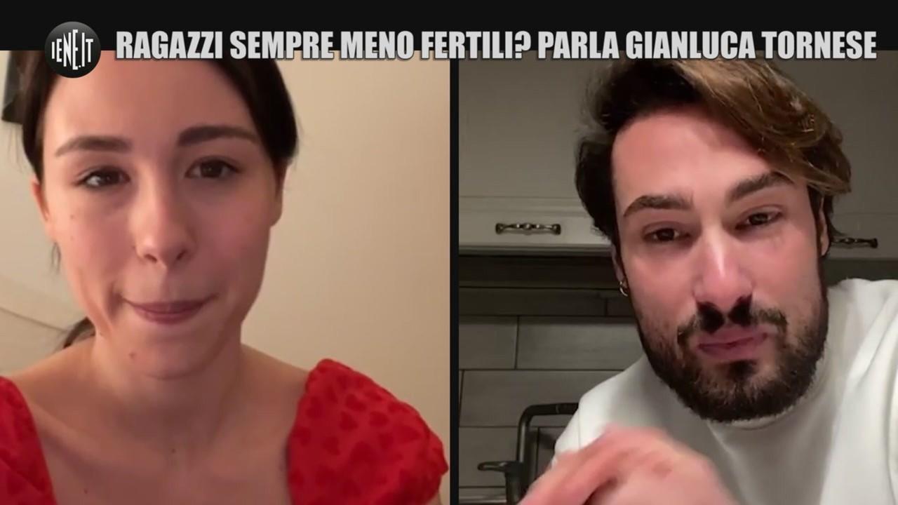 Ragazzi meno fertili Parla Gianluca Tornese