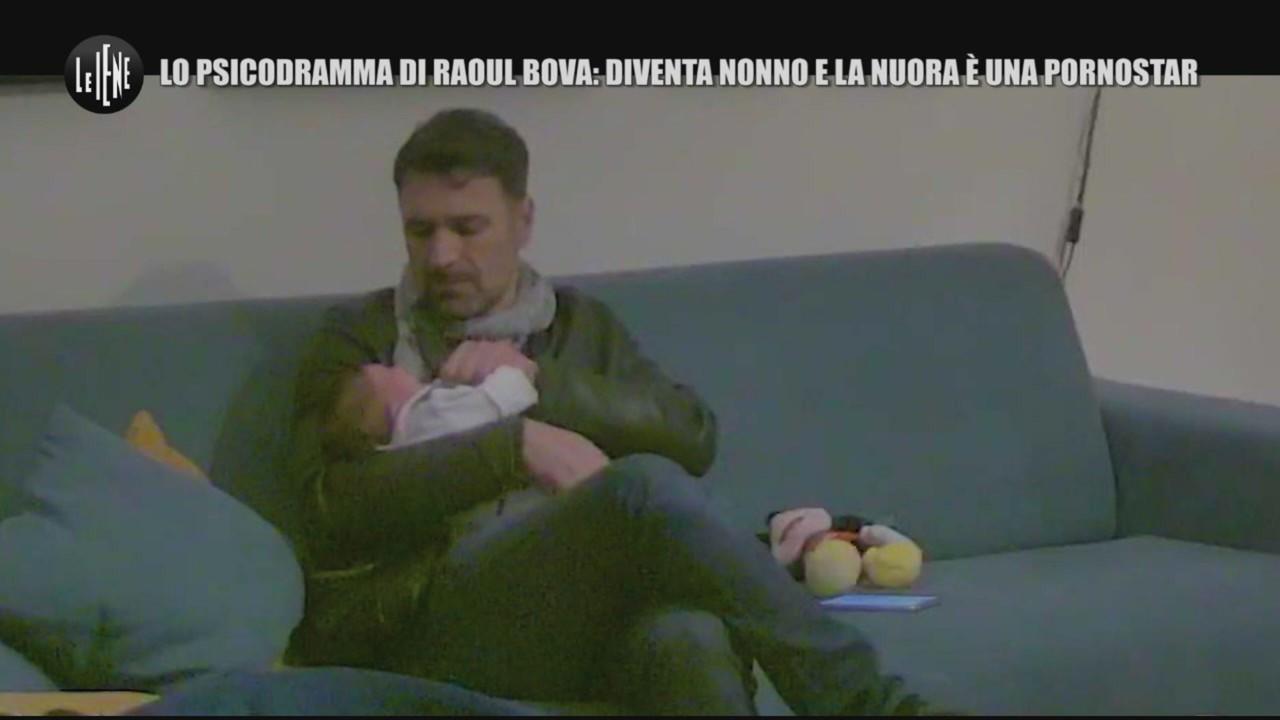 Scherzo Raoul Bova nonno
