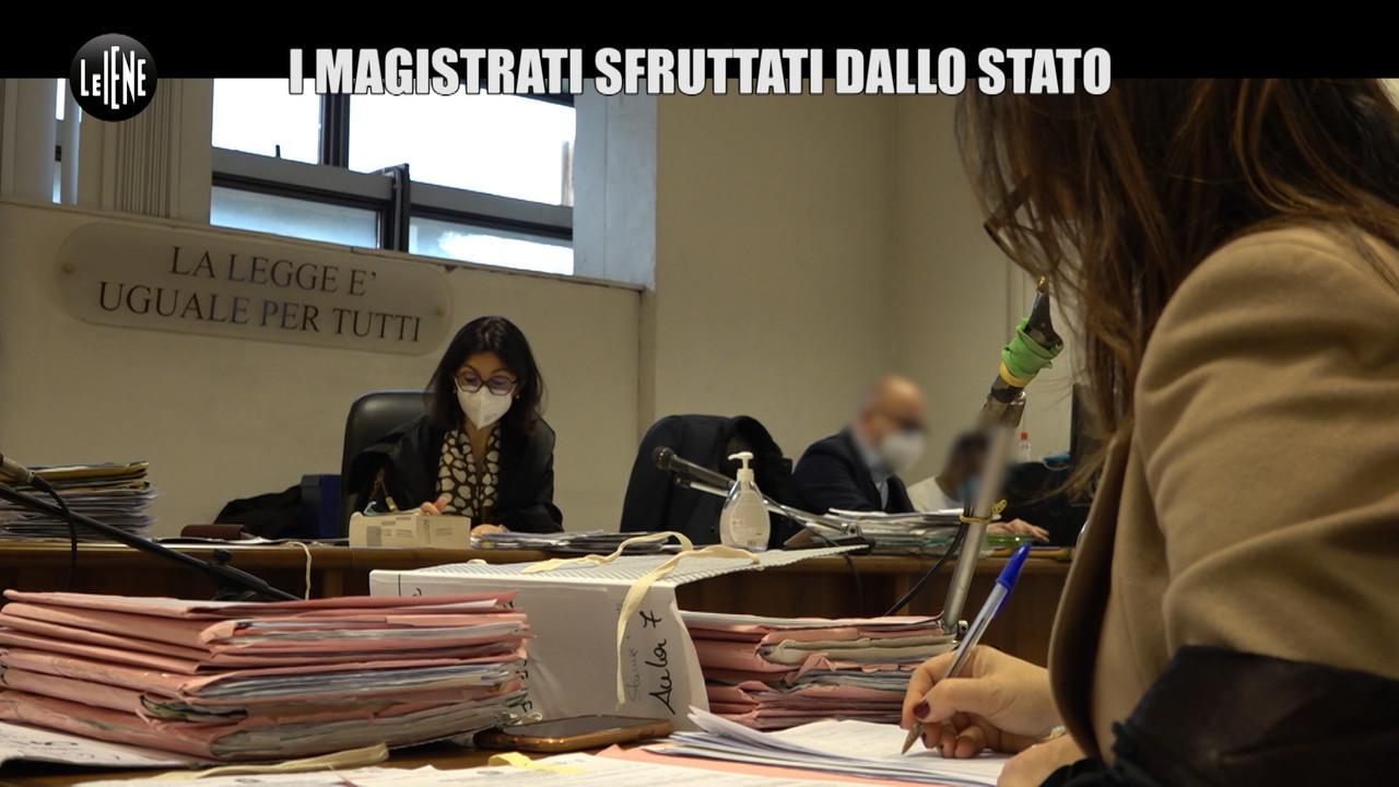 magistrati onorari giustizia italiana
