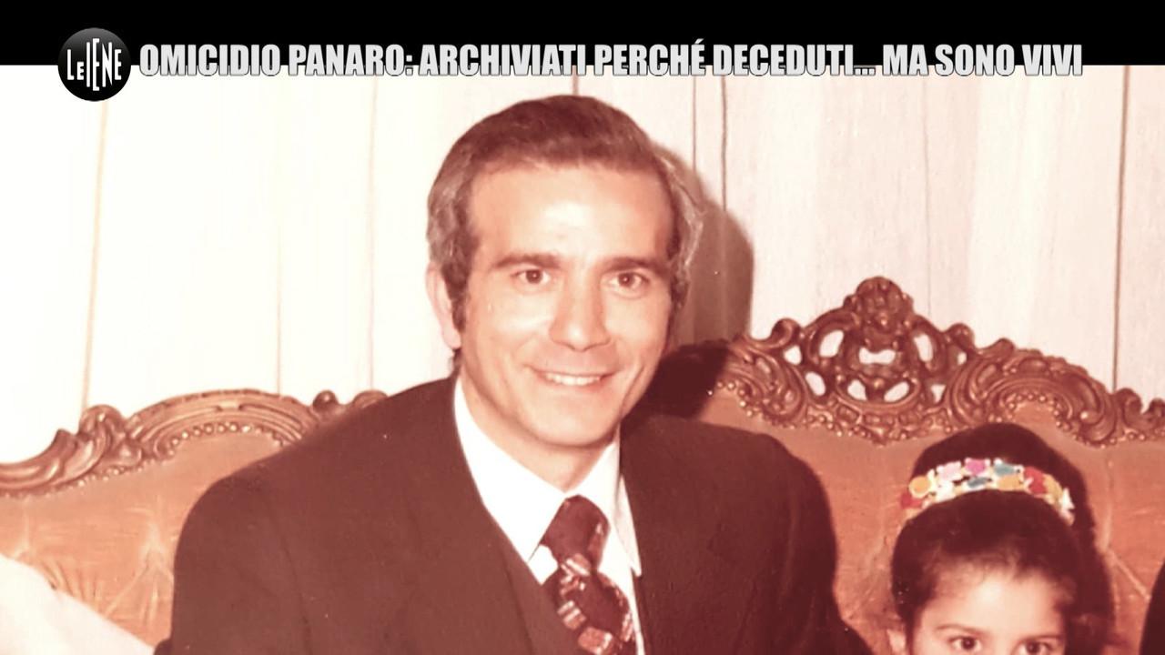Omicidio panaro Paola