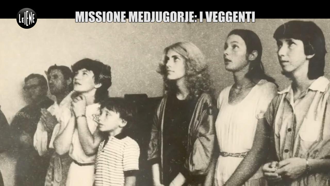 Missione Medjugorje 6 veggenti Rapporto denaro