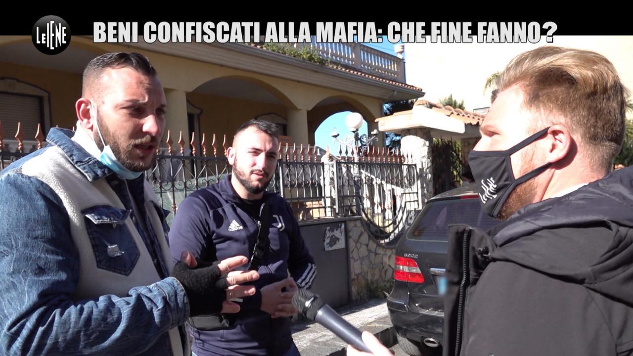 Beni confiscati mafia
