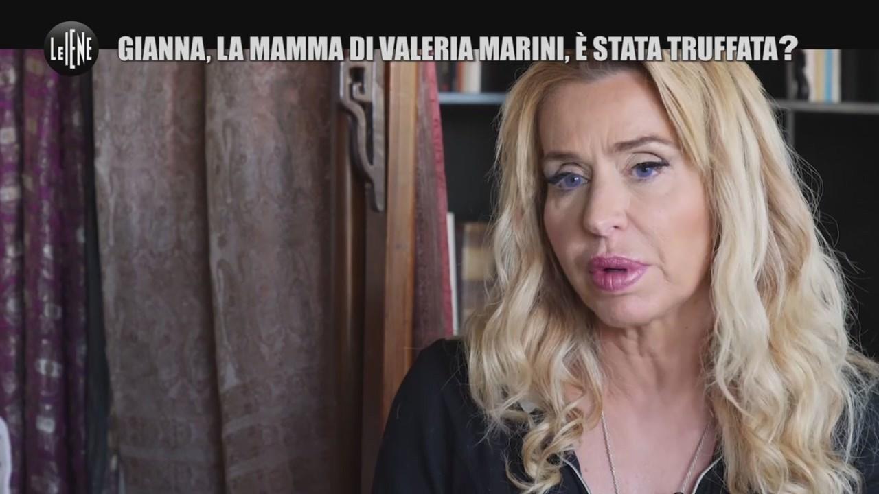 Parla uomo accusato truffa mamma Valeria Marini