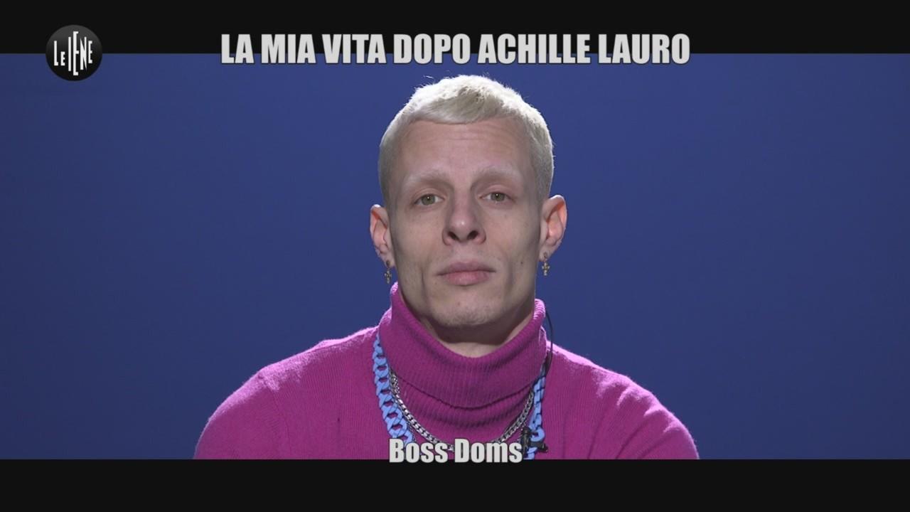 Boss Doms achille lauro