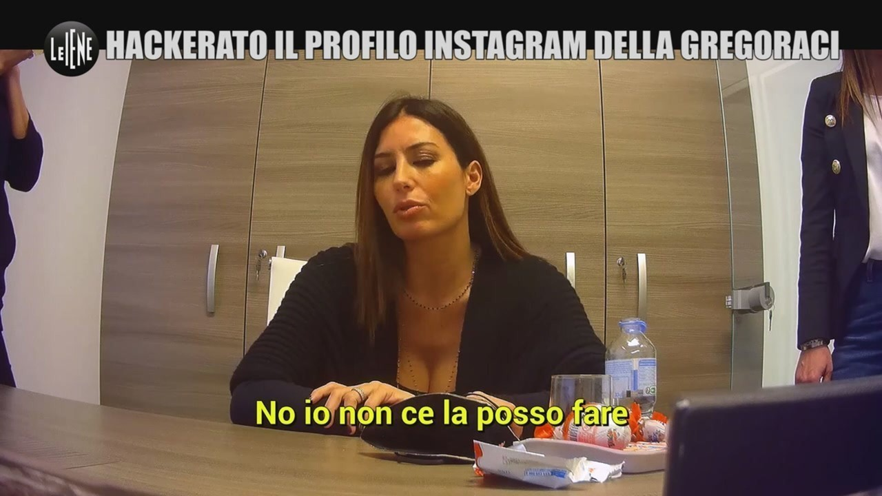 scherzo hackerato profilo Instagram Gregoraci