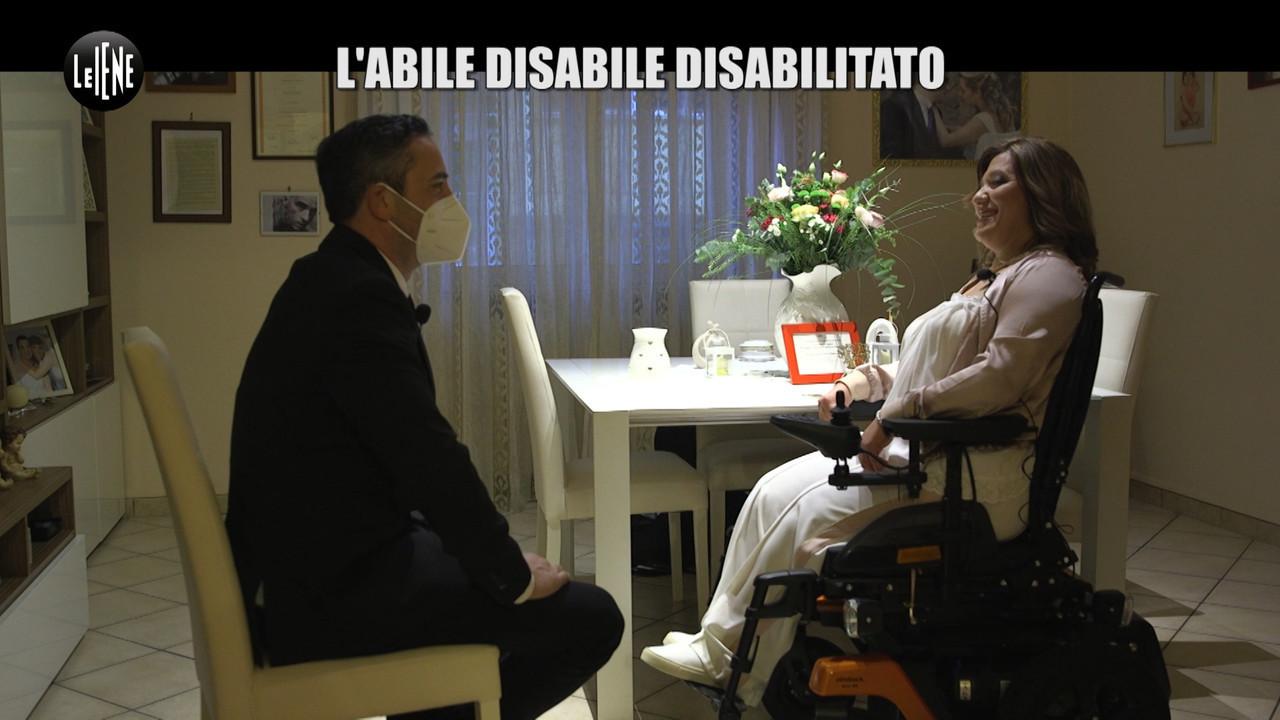 Pagata dal comune Avellino per non lavorare disabile