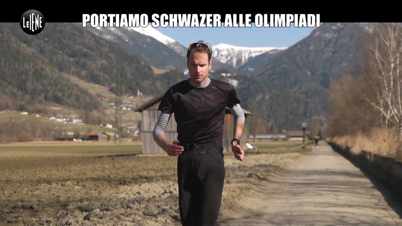 Alex Schwazer deve poter marciare alle Olimpiadi