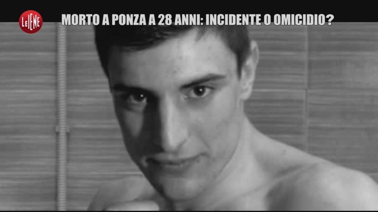 Ponza morte Gianmarco Pozzi