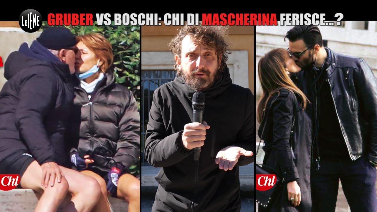 Gruber Boschi mascherina