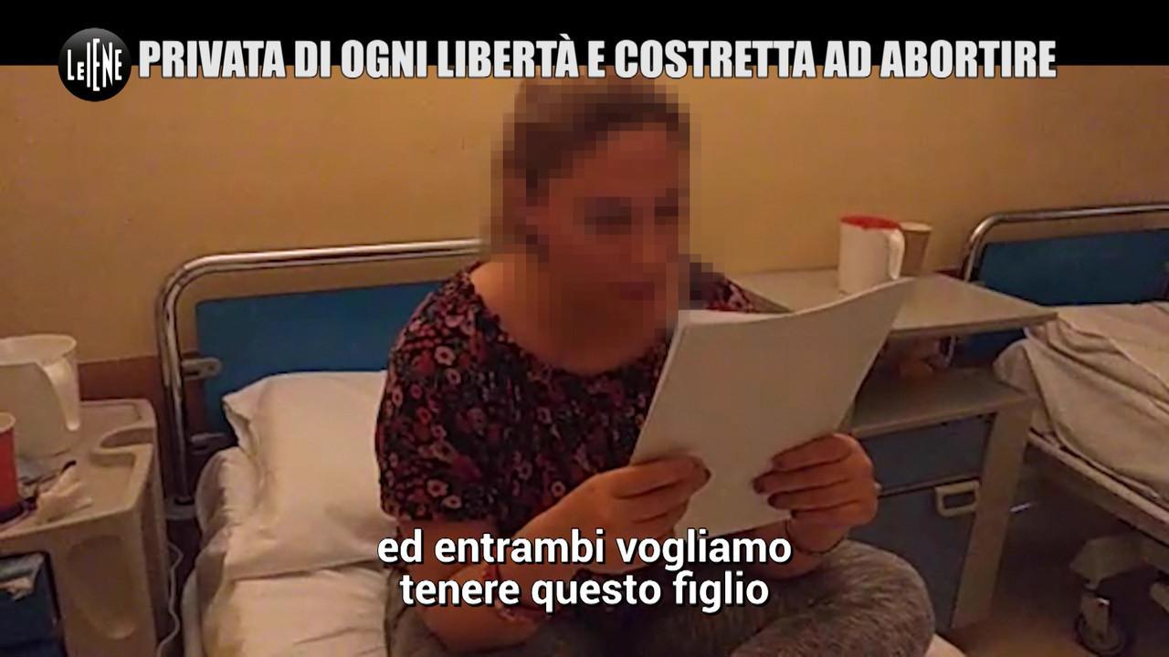 Yaska costretta all'aborto perché schizofrenica