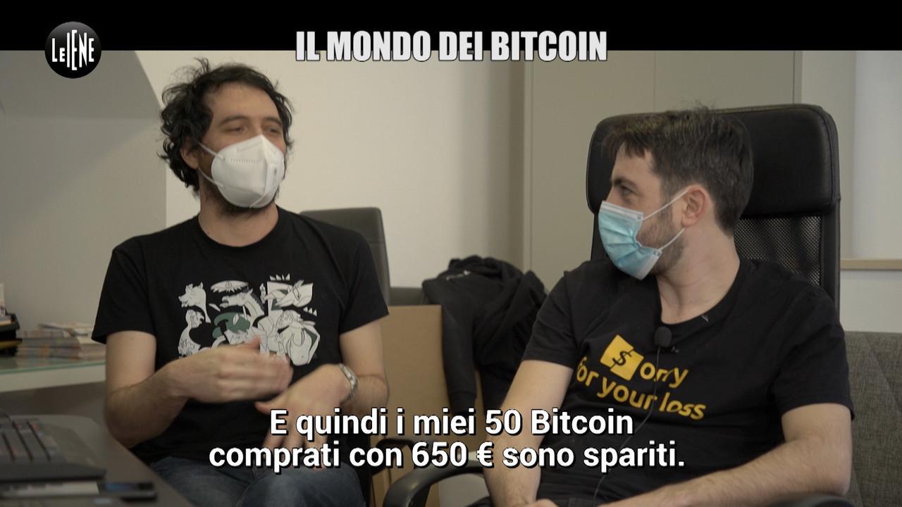 Bitcoin: come funzionano i valori esperimento di Rovereto