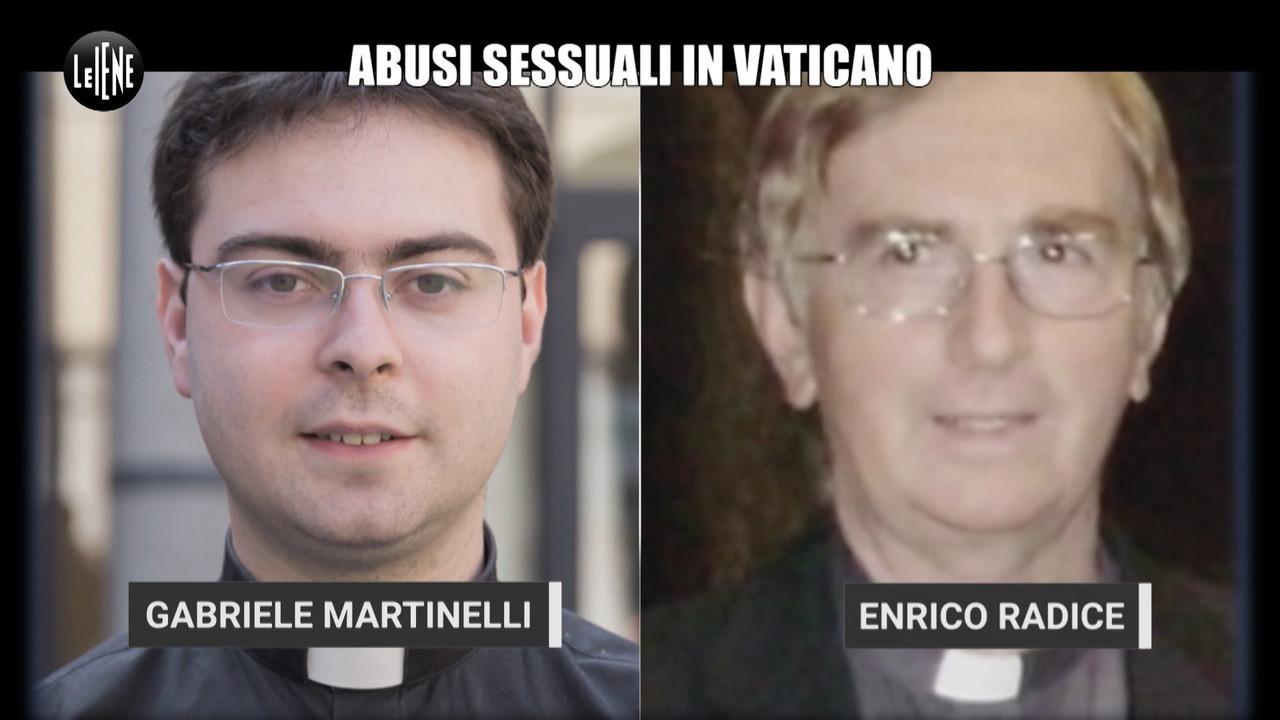 I presunti abusi chierichetti Papa vaticano