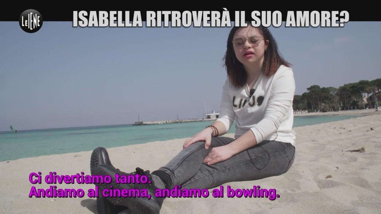 sindrome down isabella