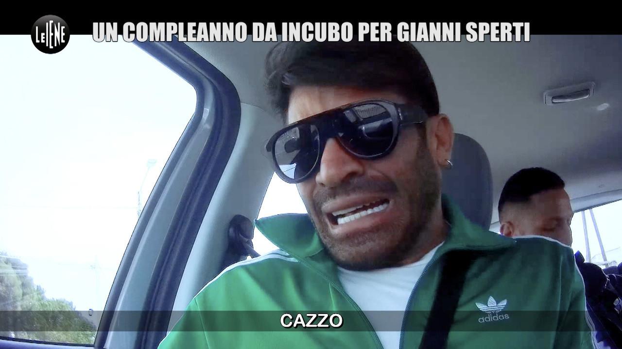 GAZZARRINI: Gianni Sperti, un compleanno da incubo! Lo scherzo con Maria De Filippi