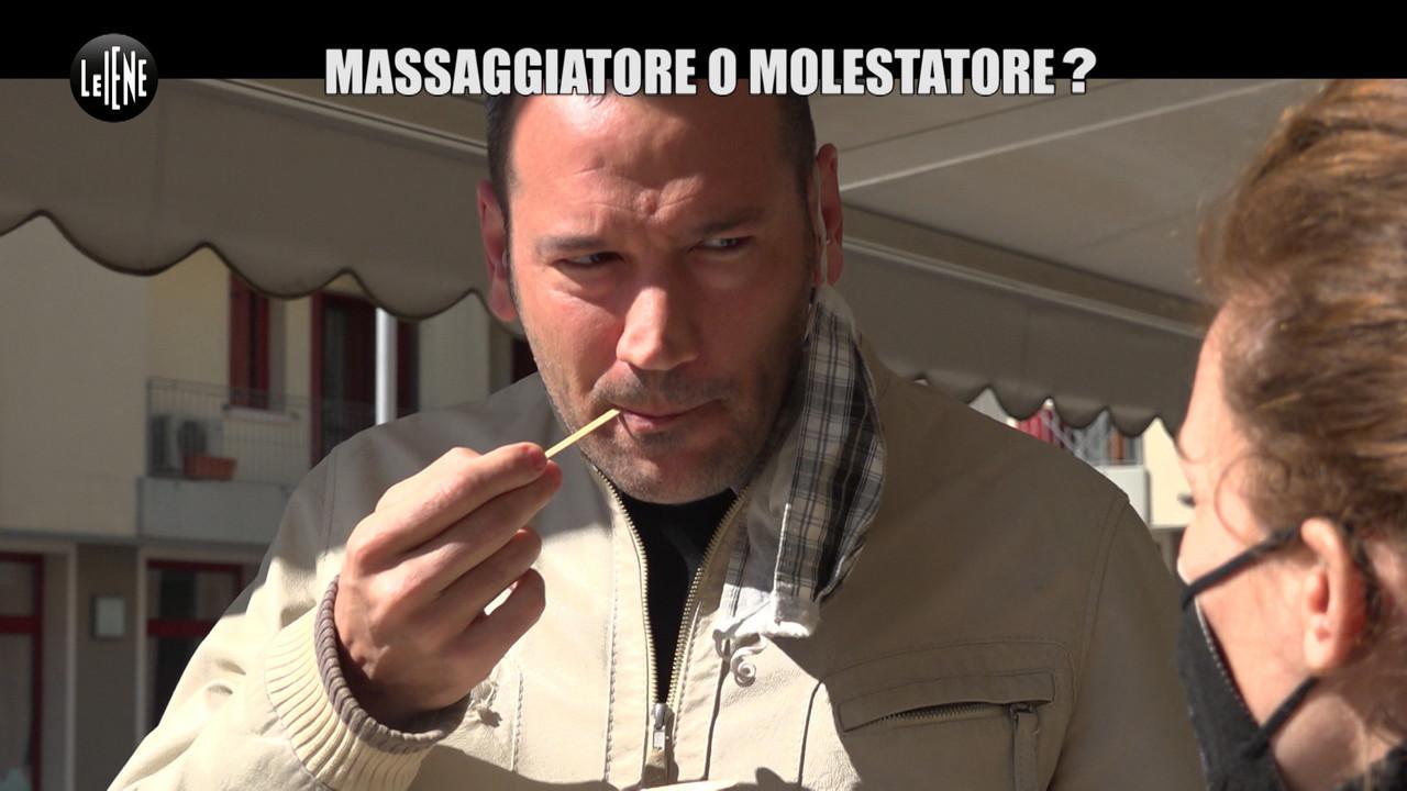 """RUGGERI: Coach olistico, nuove testimonianze: """"Con il braccio mi teneva il collo"""""""