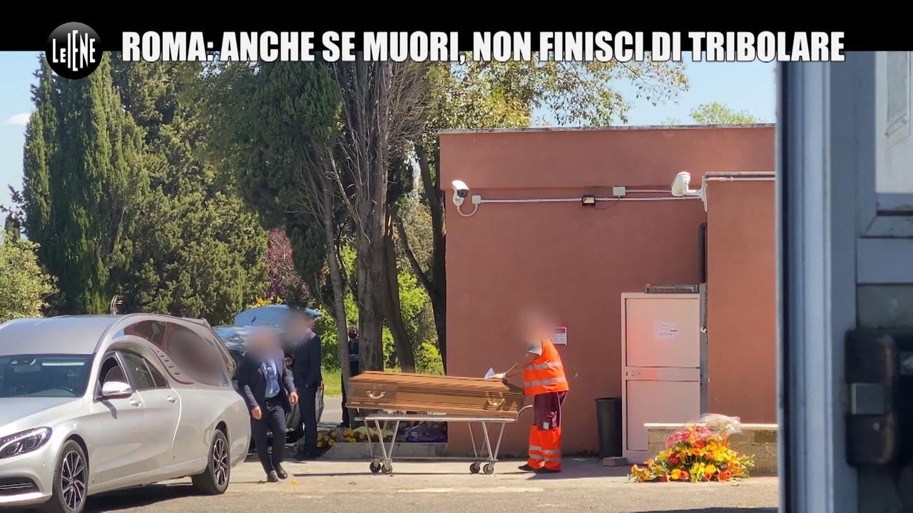 """GOLIA: Cimiteri a Roma: """"È accettabile che a Roma uno non sappia dove sono i resti del proprio familiare?"""""""