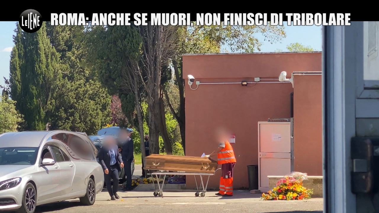 Cimiteri a Roma
