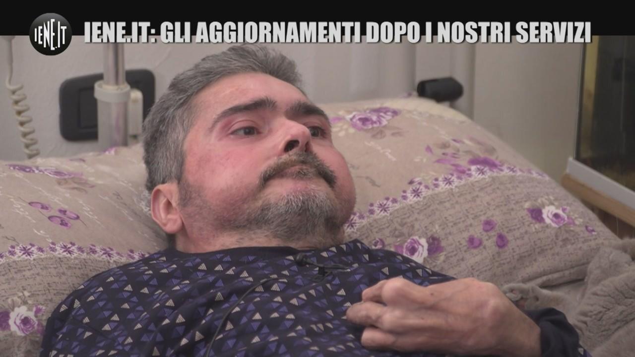 Aggiornamenti Iene.it: Malato terminale rischia il carcere per la cannabis terapeutica | VIDEO