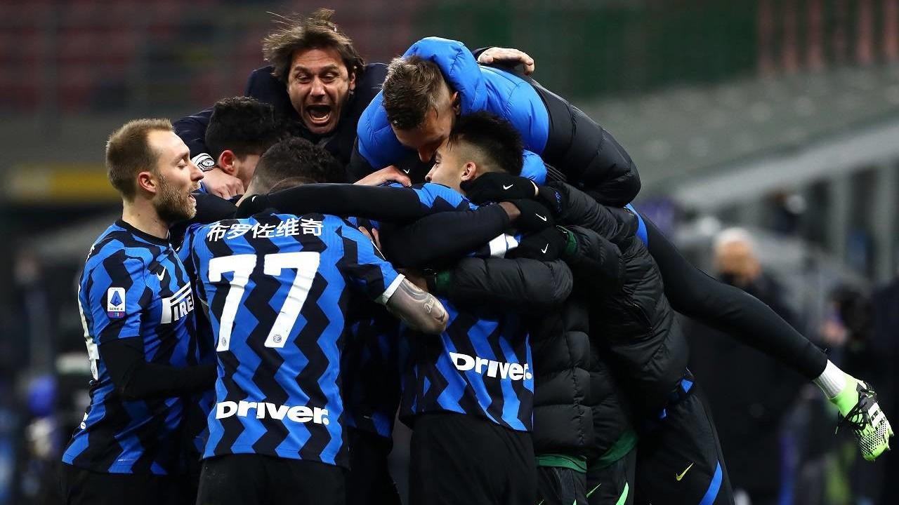 Inter campione d'Italia: festa scudetto dopo 11 anni