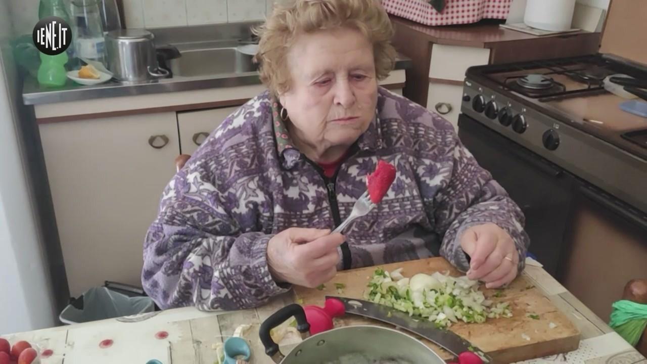 Kena Nicolò scherzo culinario