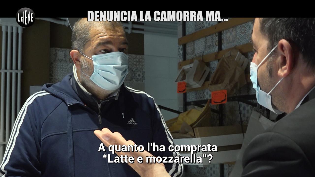 Roberto Battaglia paladino anti camorra imprenditore
