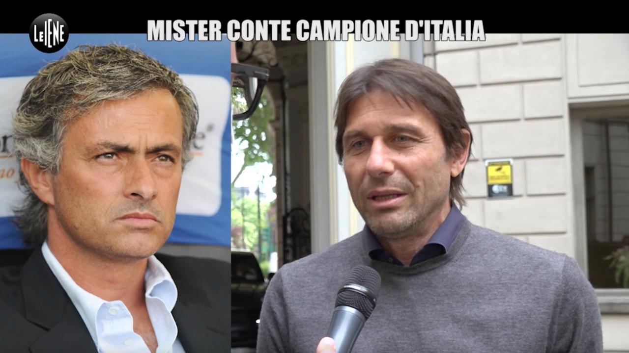 Inter campione: l'intervista ad Antonio Conte | VIDEO