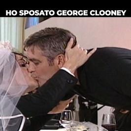 George Clooney 60 anni Victoria Cabello