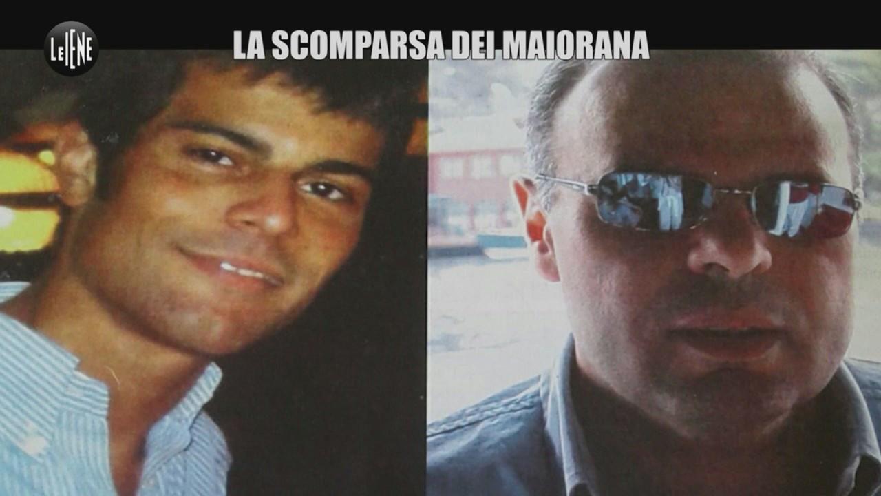 scomparsa Maiorana