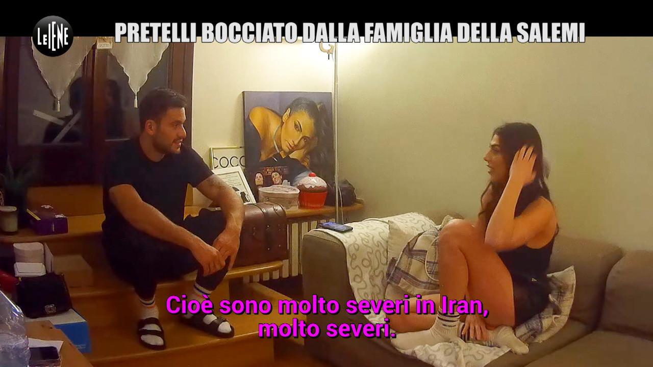 scherzo Pierpaolo Pretelli Giulia Salemi