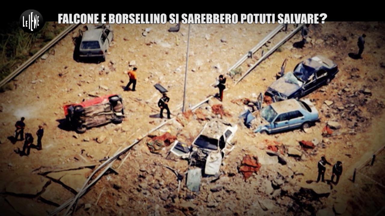Bomb Jammer: Falcone e Borsellino