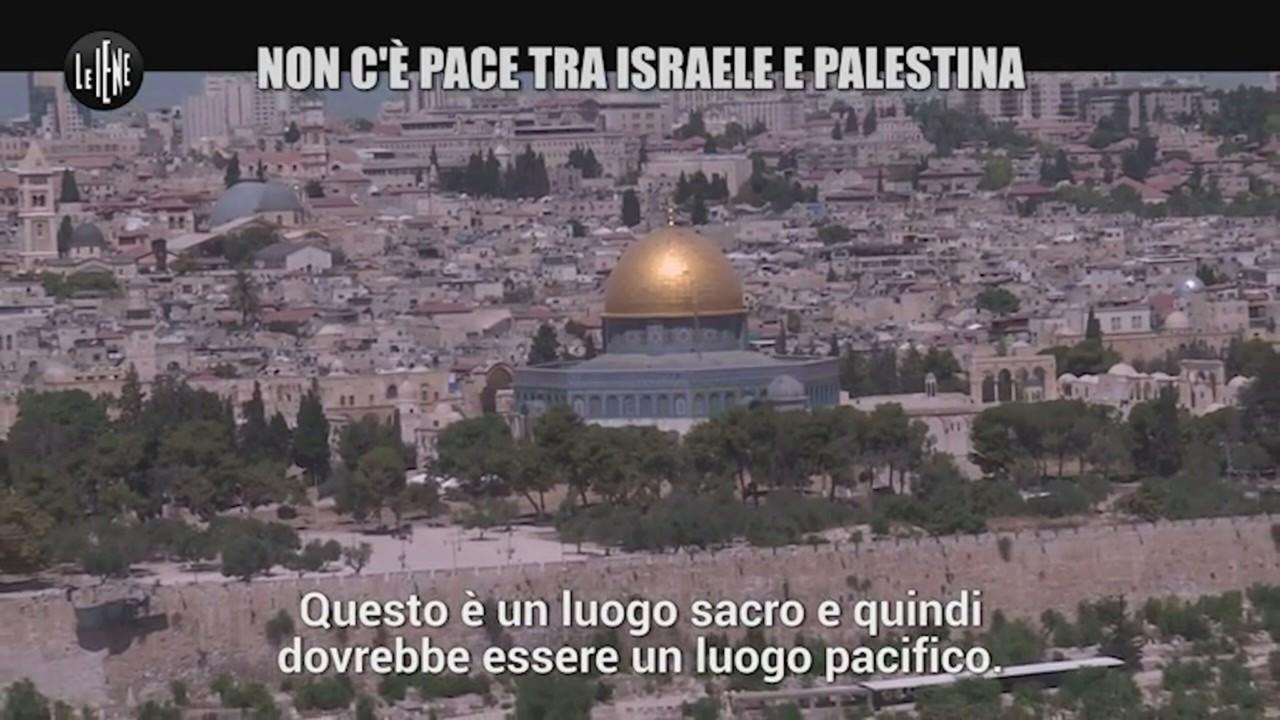 israele palestina racconto