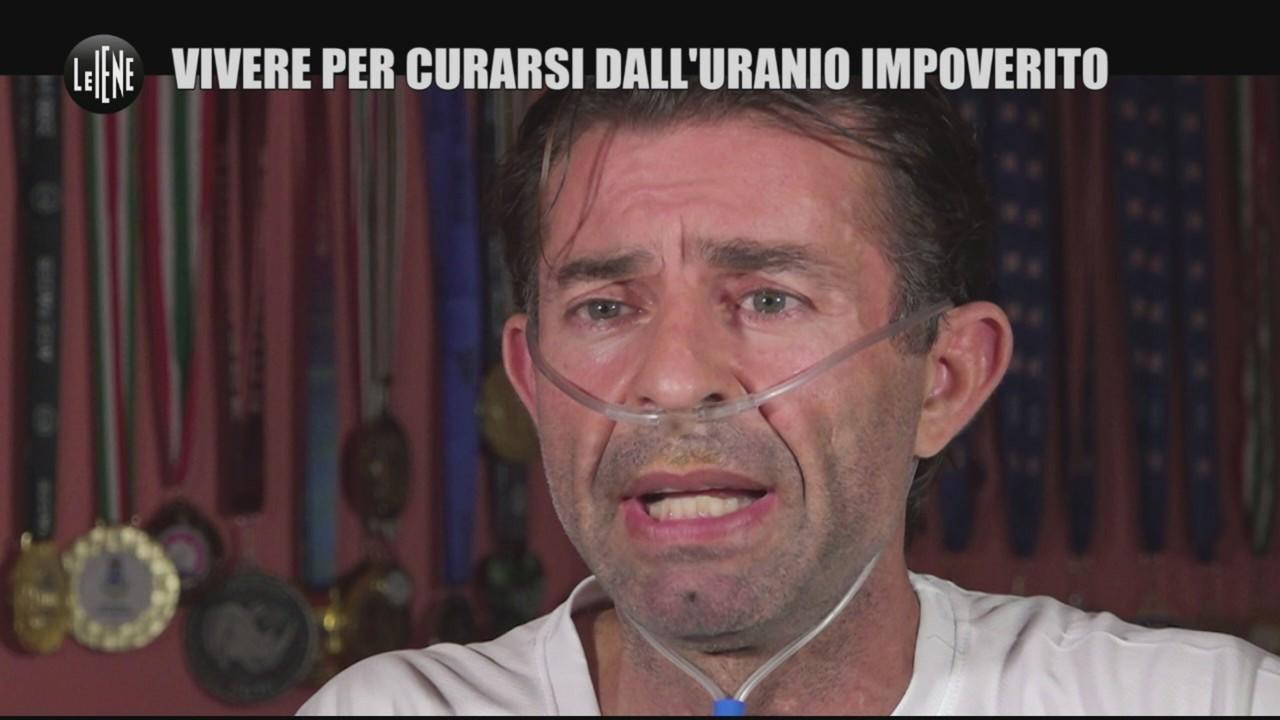 colonnello Carlo Calcagni vittima uranio