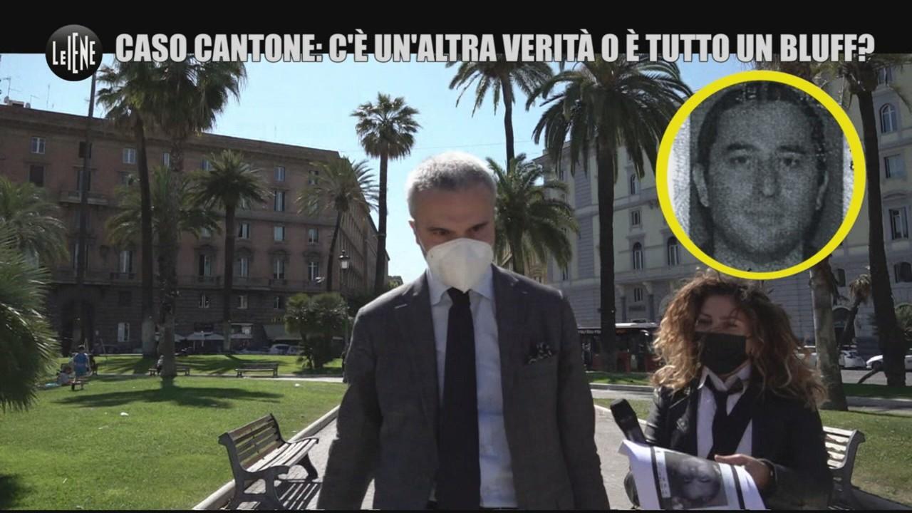 Caso Cantone verita o e tutto bluff