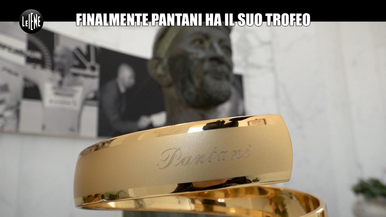 Mamma Tonina trofeo Giro tomba Pantani